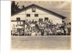 Shuffleboard, John R. Kraeer, Havana, Cuba, April 1955 001