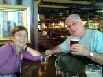 GE 9 Glenda & Clar enjoy Pub