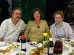 Jim and Beth at Head Table Sochi