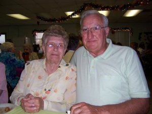 Phyllis and Dick Clevenger (She passed 2014 02 24)