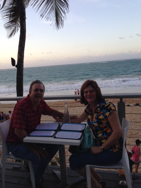 Jim & Beth San Juan 16th WA