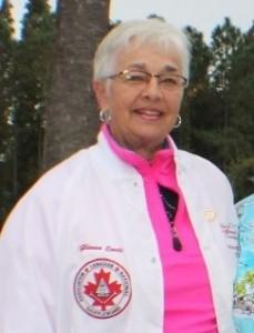 Glenna Earle, NS; 2nd VP