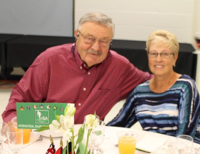 Sylvia and Dan Smith,