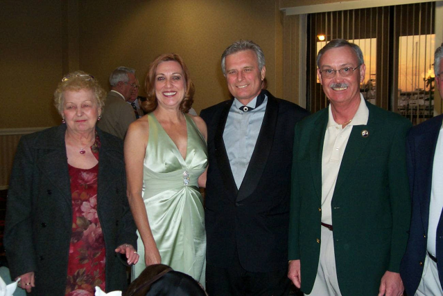 """The Ball Family in 2005. Earl's Mother has """"left us"""", but not forgotten."""