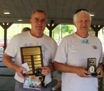 B5 St Am Men 1st & 2nd Lyle Walker & John Houghtaling