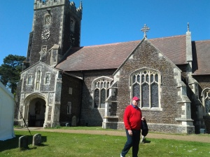 GE 12 St Mary Magedline Church