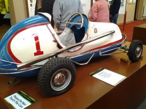 GE 6 Prince Charles Toy car
