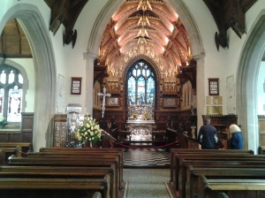 GE 9 St Mary Magedline Church