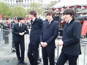 GL E Traf. Sq. Beatles
