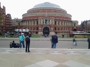 K Royal Albert Hall