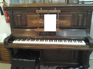 K Steinway Piano early