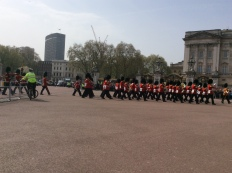 MB Changing Guard