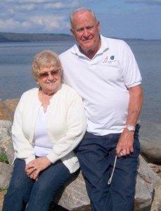 Lorraine & Bill Pollock.