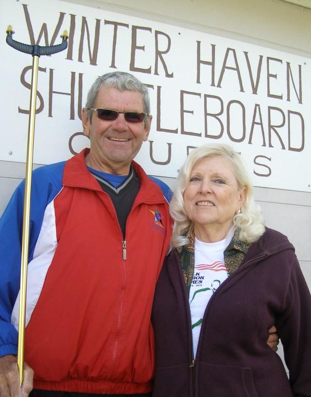 Jim and Marlene Corbeil