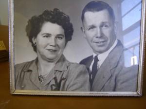 George and Clara Davis