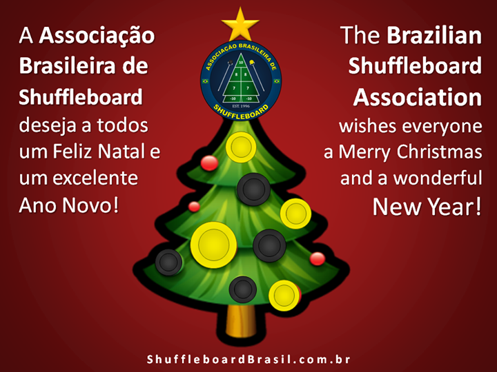 Brazil Christmas.Christmas And New Year Greeting From Brazil 2015 2016