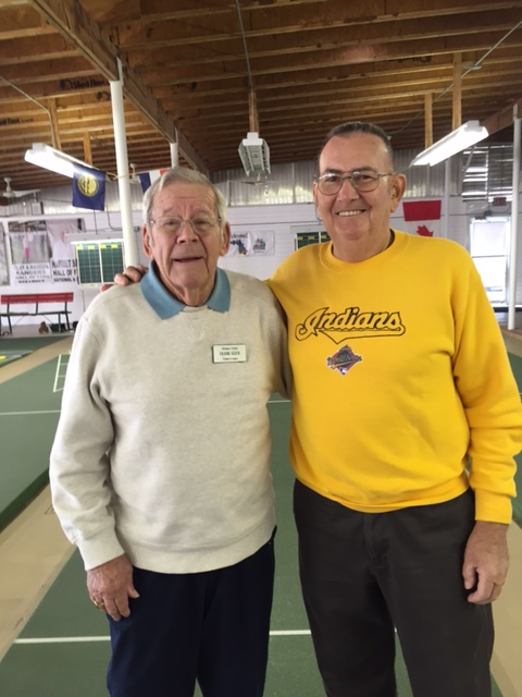 Larry Metzgar and Frank