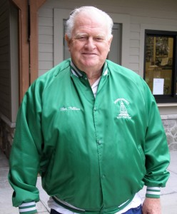 Glen Peltier Green Jacket