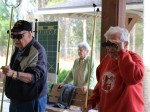 At 101, Arland Meade Needed Field Glasses