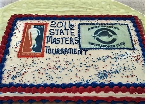 2016 FSA Masters CAKE