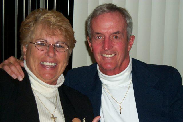 Jim Bailey and Ninfa,