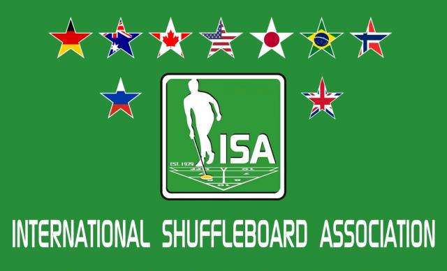 Michael also sent logo of ISA
