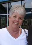 Marlene Cowling of SK, 3rd VP.