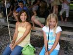 Gini Stiftar and Maddie Faris
