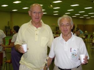Garnet Duffy and Joe Piller