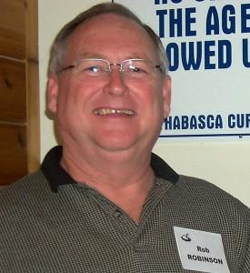 Rob Robinson at White Swan 2005