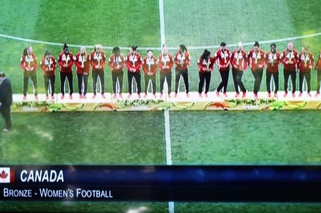 Canada Bronze Football