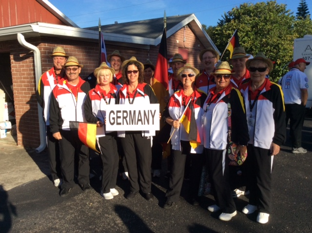 35th ISA Teams Germany