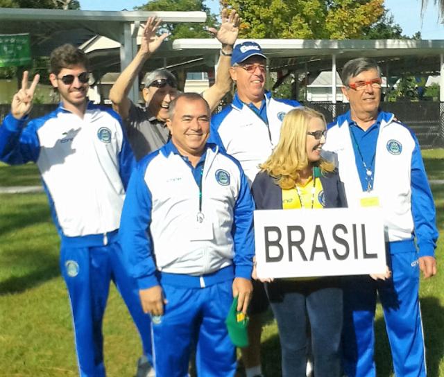 2016 35th ISA; TEAM BRASIL