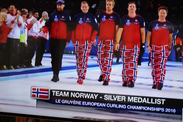 Team Norway 2nd 2016