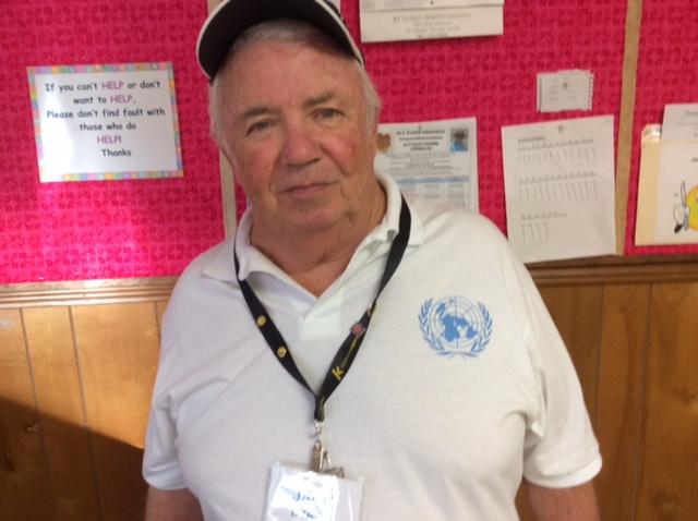 Jack Byron, UN (USA)