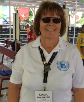 Linda Armstrong, UN (Canada)