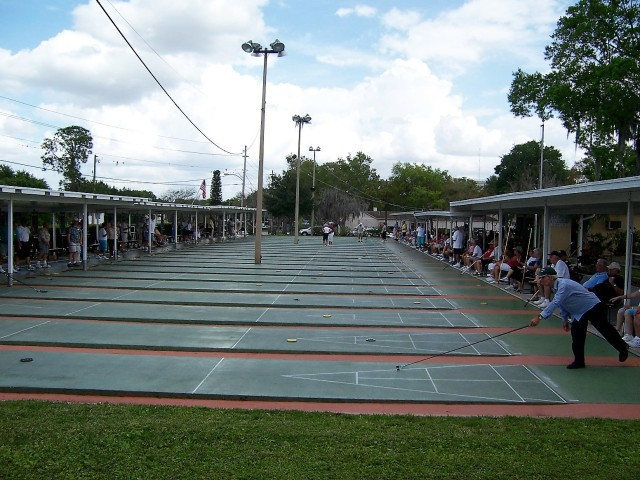 Winter Haven Courts. Pic by Gary Pipher.