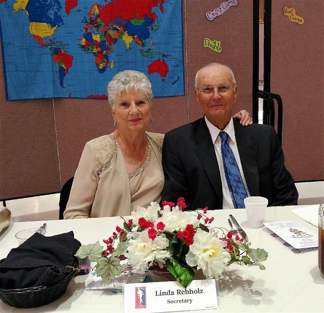 Linda and Phil Rebhoz