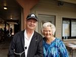 Rblitick Pollard and Kay Cram