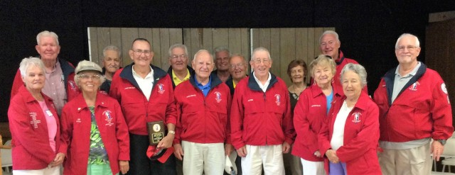 HOF MEMBERS: Please bring your Red Jacket!! (Pic by Glenna Earle in 2016)