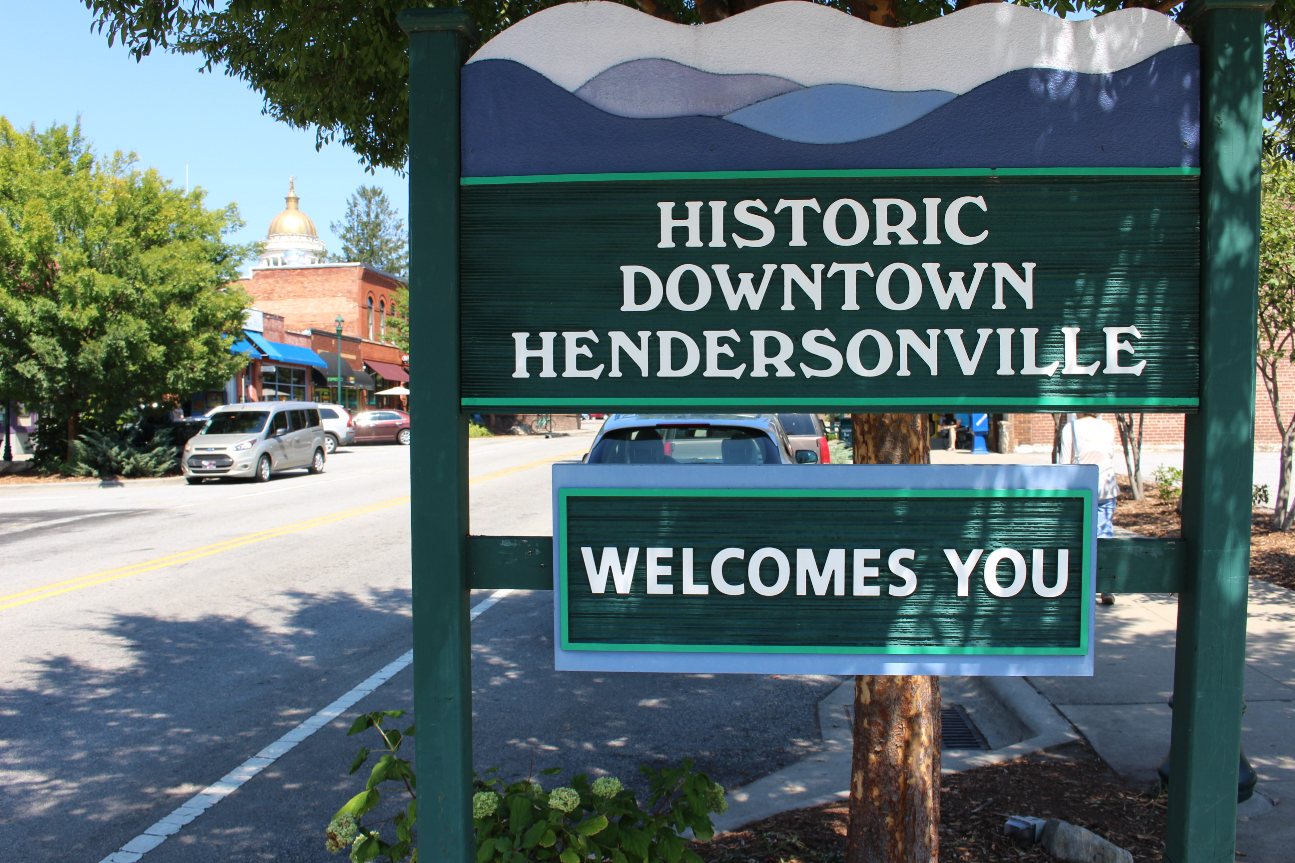 Second time around hendersonville