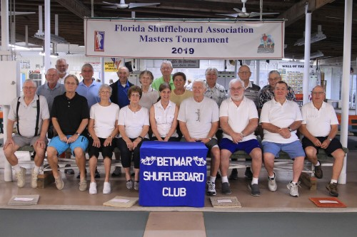 Masters Volunteers 2