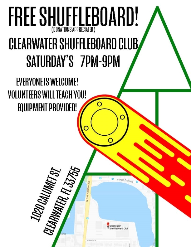 CLEARWATER SATURDAY FLYER