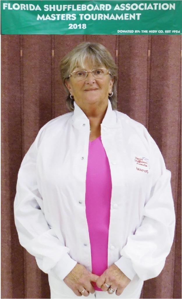 Nancy Earns the White Jacket